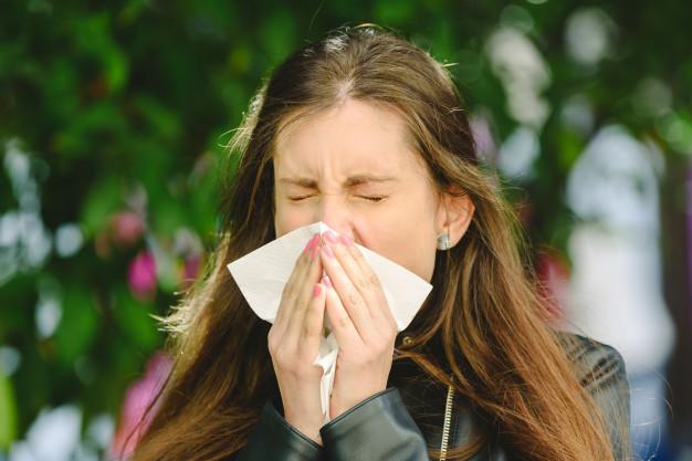 หลีกเลี่ยงการอยู่ใกล้ผู้มีอาการของทางเดินหายใจ