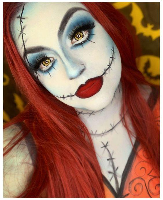 Halloween Makeup หลอนให้สุดรับวันปล่อยผี